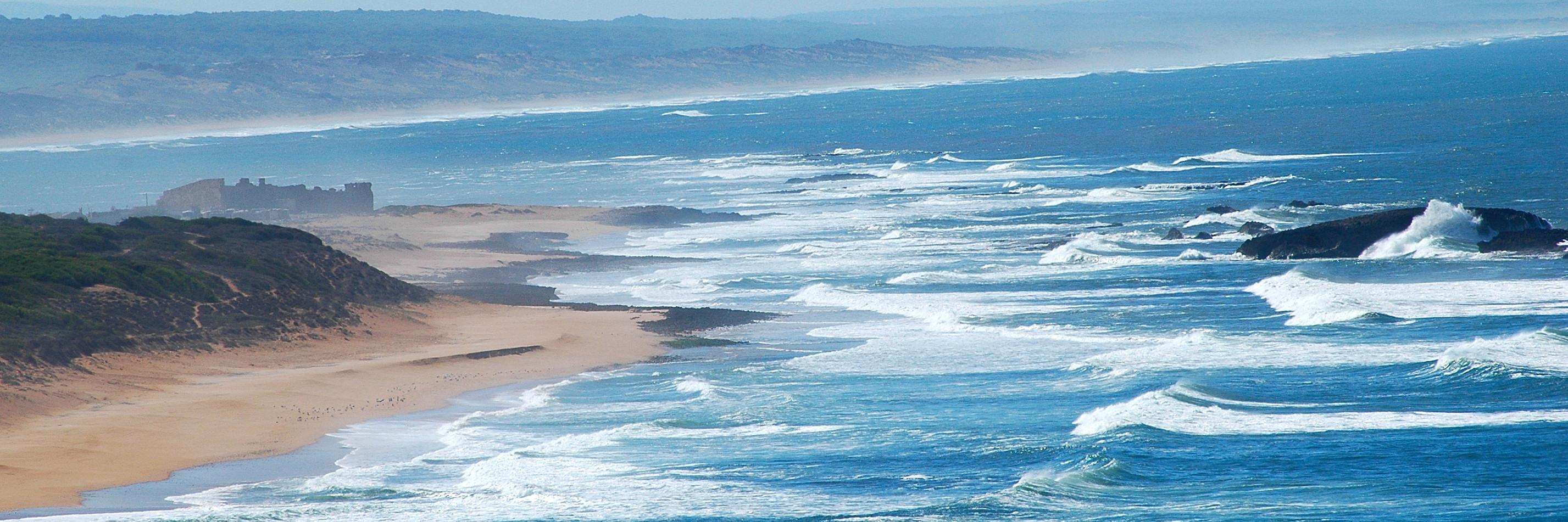 Front de mer à Souiria