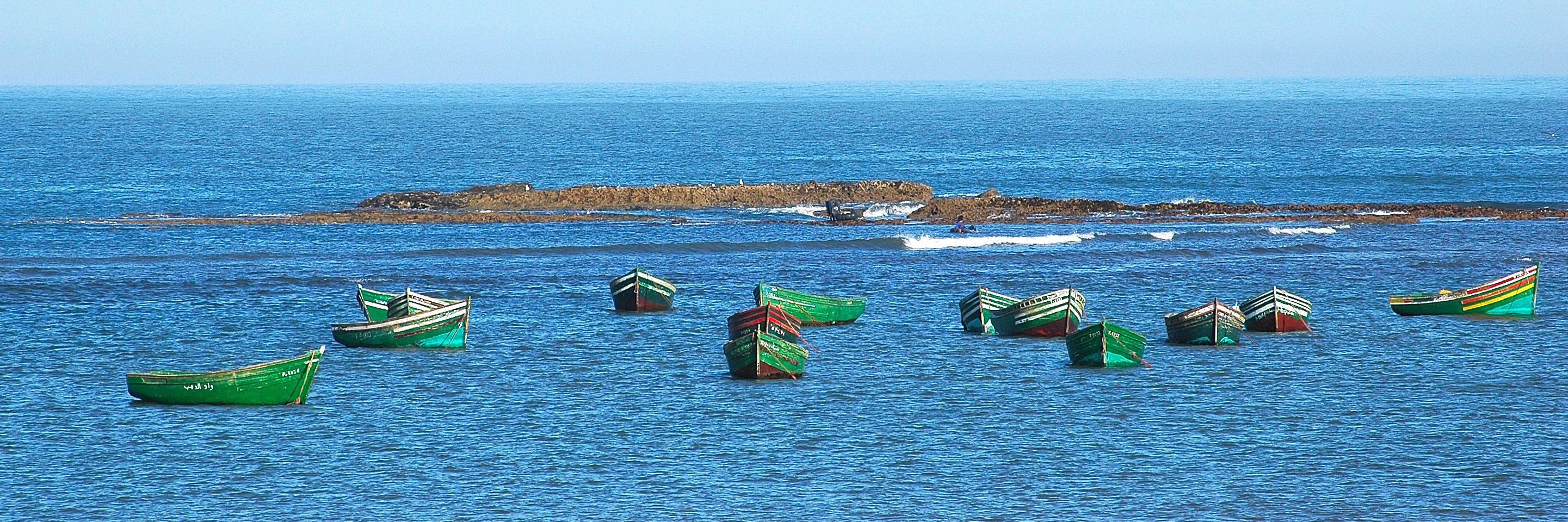 Le port de Souiria