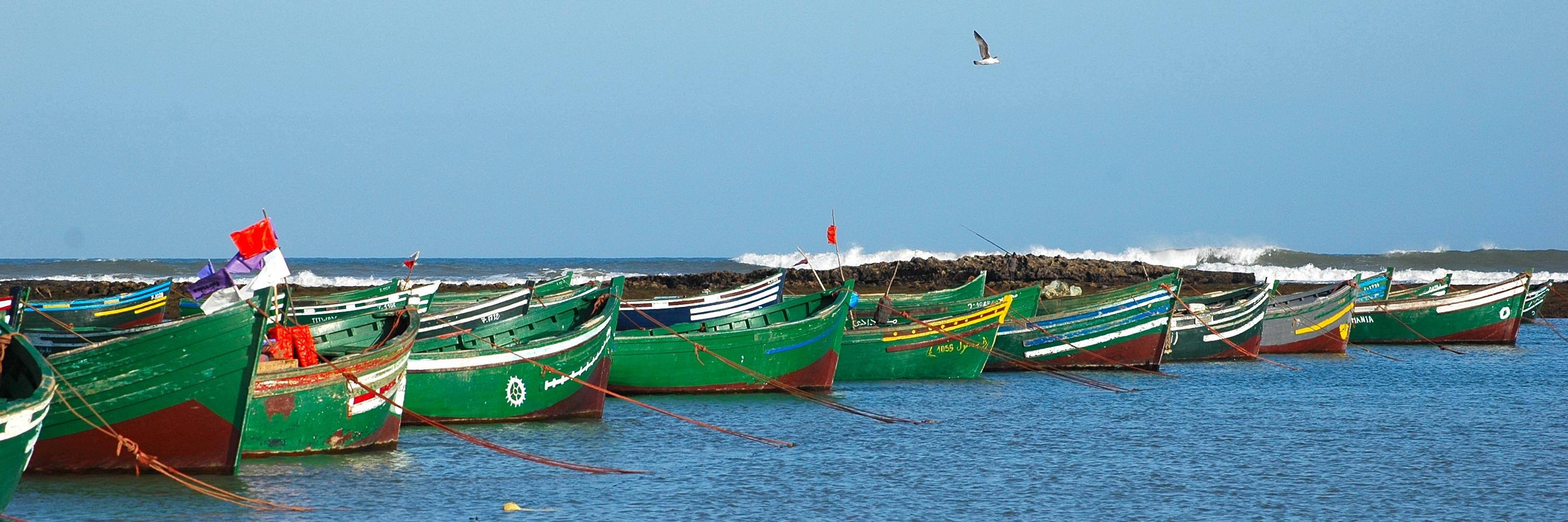 Au port de Souiria